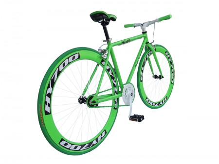 Bicicleta Fixie Helliot Detalles Photo