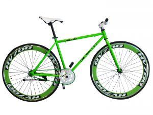fixie verde