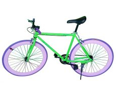 fixie doble color