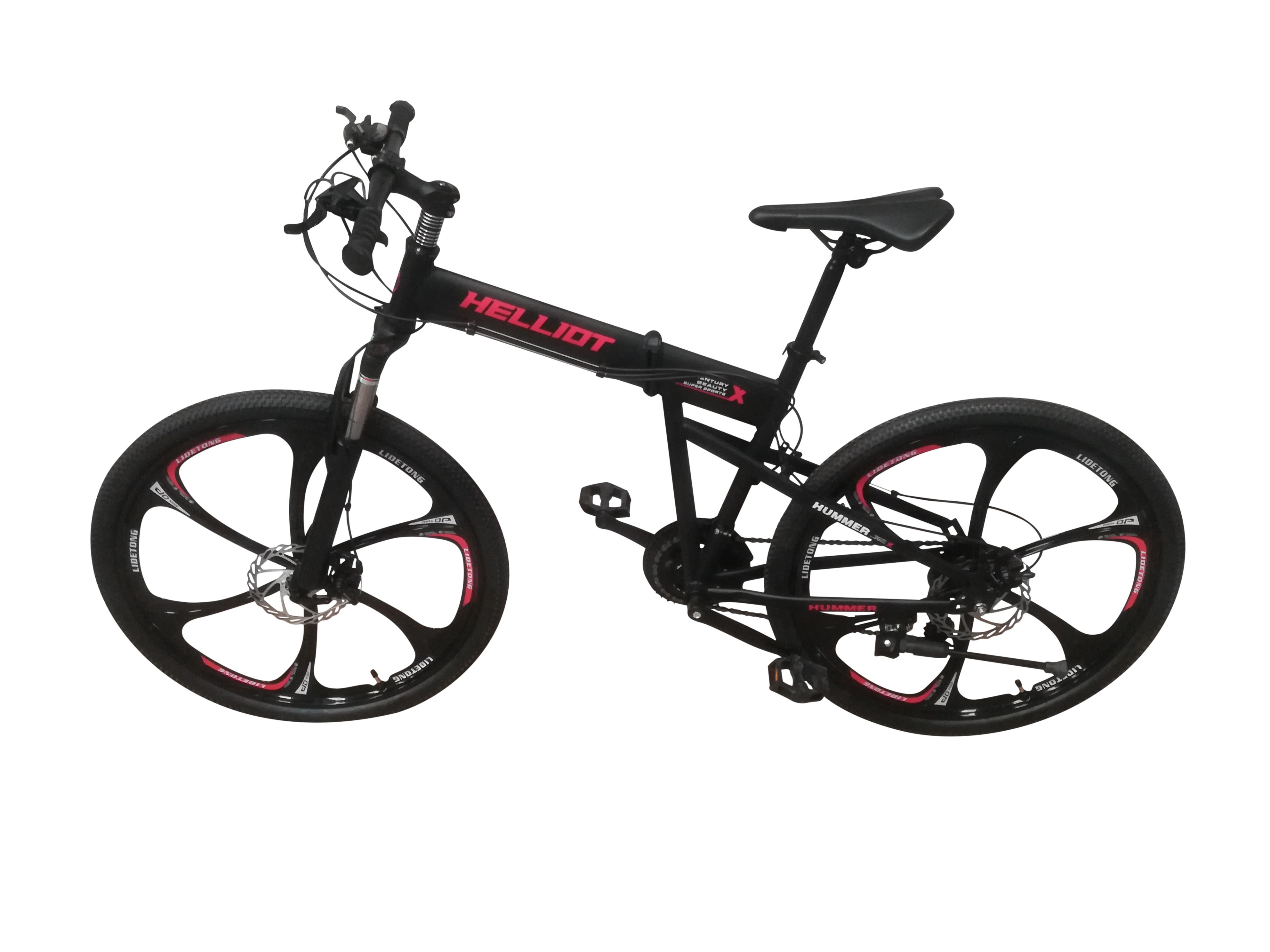 Folding Mountain Bike Helliot Hummer 14 | hummer bike sale
