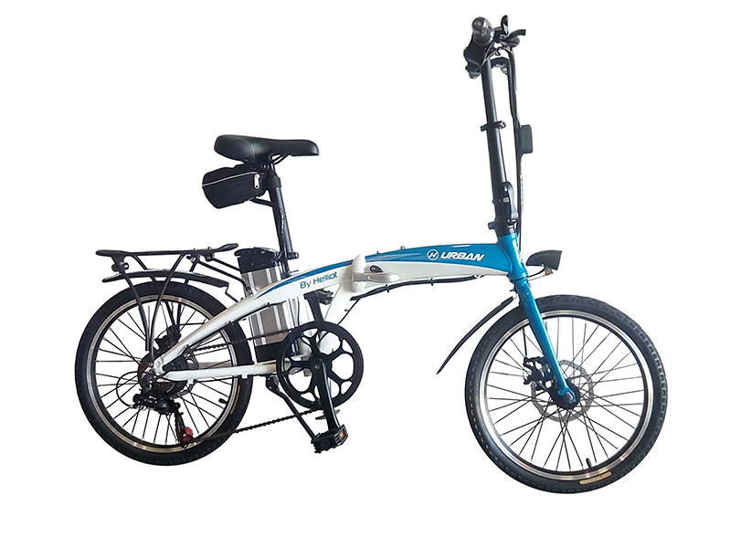 helliot bikes klappbares elektrofahrrad wei by helliot 02. Black Bedroom Furniture Sets. Home Design Ideas