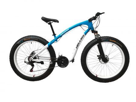 fatbike azul