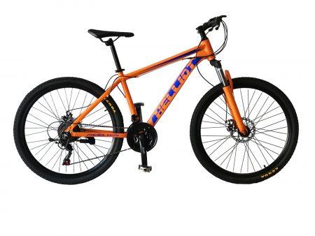 mountain bike naranja