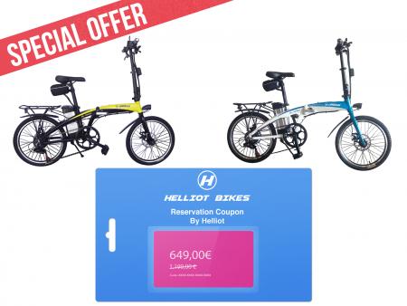 cupon de descuento helliot bikes