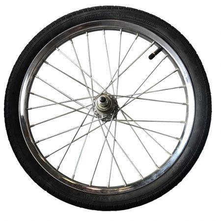 rueda trasera 18 pulgadas